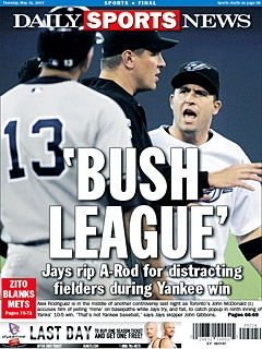 Bush League!