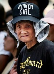 Rowdy Granny